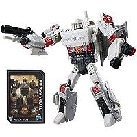 Transformers Generaciones Titans retorno Megatron y doomshot