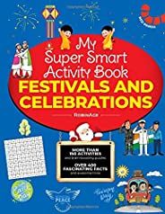 My Super Smart Activity Book: Festivals and Celebrations (My Super Duper Activity Book)