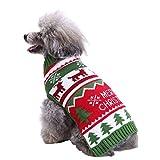 VelvxKl Hundepullover mit hohem Kragen, für Herbst und Winter, warm