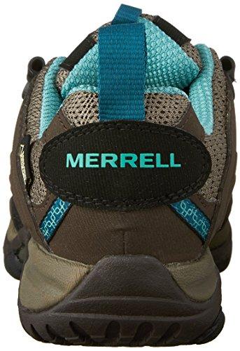 Merrell Siren Sport Gtx, Scarpe da escursionismo a collo basso Donna Marrone (Marron (Espresso Mineral))