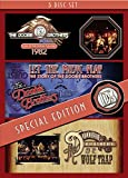 The Doobie Brothers - Live At the Greek / Let the Music Play / Live at Wolf Trap [Special Edition] [3 DVDs]