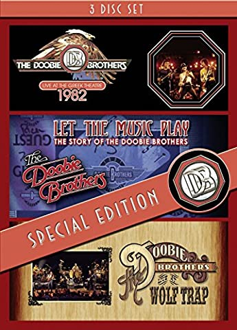 Live at the Greek Theatre / Let the Music Play / Live at Wolf Trap [(special edition)]