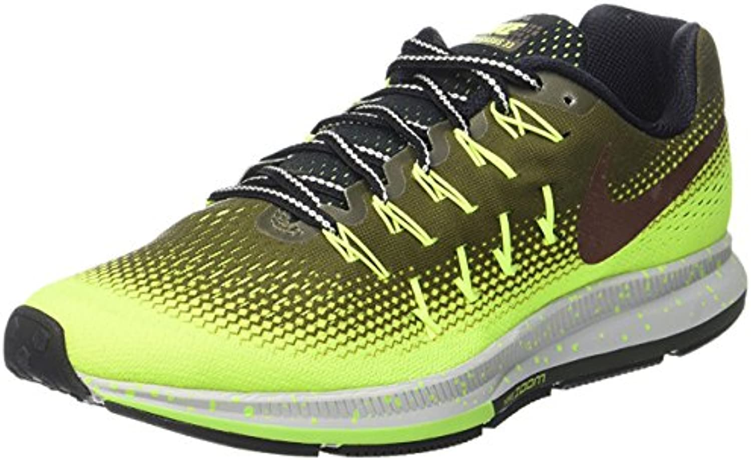 Nike Air Zoom Pegasus 33 Shield 849564-300 - Zapatillas de Trail Running, Hombre