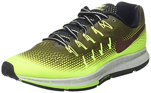 reputable site 7d06c be10e Nike Air Zoom Pegasus 33 Shield 849564-300 - Zapatillas de trail running,  Hombre