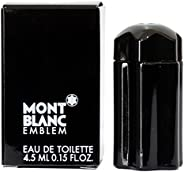 Mont Blanc Perfume  - Mont Blanc Emblem - perfume for men - Eau de Toilette , 5ml