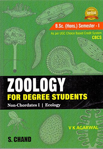 Zoology For Degree Students Bsc 1st Semester