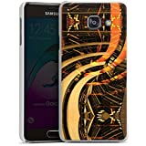 Samsung Galaxy A3 (2016) Housse Étui Protection Coque Berlin lumières Collage Photographie
