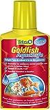 TETRA Goldfish AquaSafe - Conditionneur d'Eau pour Poisson Rouge - 100ml