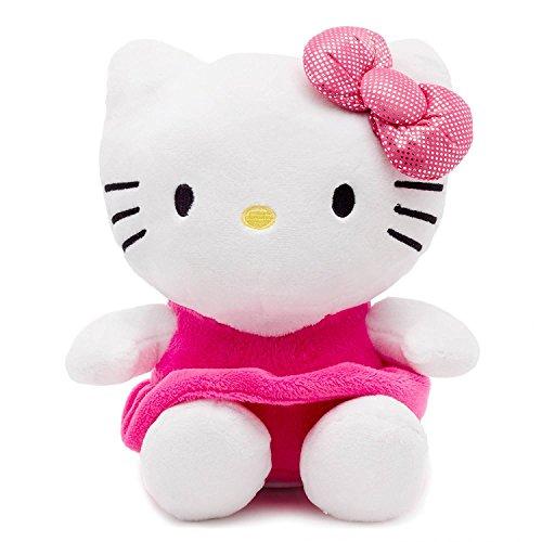 Samdivi Hello Kitty Plush Toy - Small (Multi-Color)