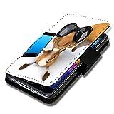 Book Style Flip Handy Tasche Case Schutz Hülle Schale Motiv Etui für Wiko Stairway - Flip 1X1 Design6