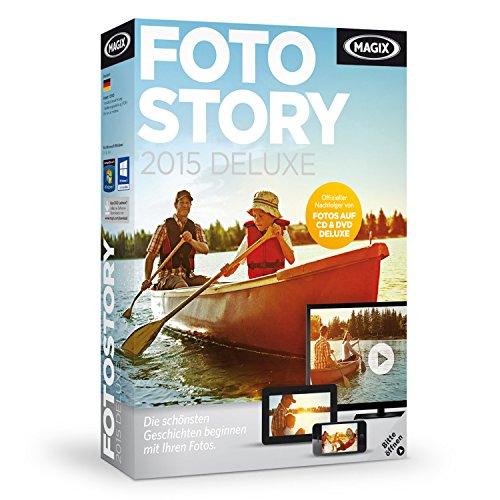 Magix Fotostory 2015 Deluxe (Dvd-diashow-software)