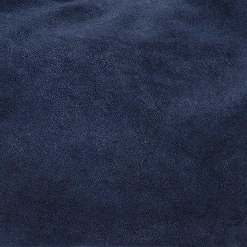 BACCINI borsa a spalla SELINA - sacchetto - Borsa da donna vera pelle blu (53 x 37 x 7 cm)