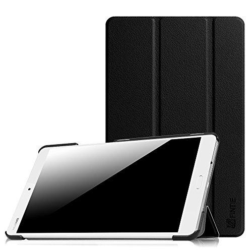 Fintie Huawei MediaPad M3 8.4 Hülle -Ultra Schlank Superleicht Ständer (SlimShell) Case Cover Schutzhülle Etui Tasche mit Ständer und Auto Sleep / Wake Funktion für 8.4
