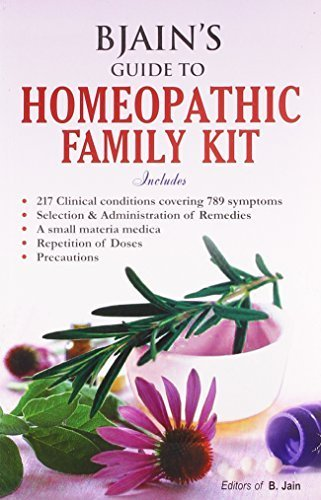 B. Jain's Guide to Homeopathic Family Kit by B. Jain (1999) Paperback