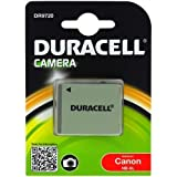 Duracell Akku für Canon Typ NB-6L, 3,7V, Li-Ion