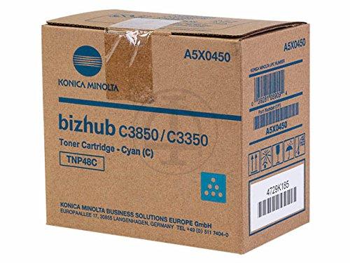Preisvergleich Produktbild Konica-Minolta TNP-48C A5X0450 Toner