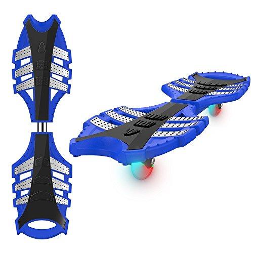 Zenoplige waveboard Wheel Shimmering Mallette de...