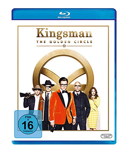 Kingsman-The-Golden-Circle-Blu-ray