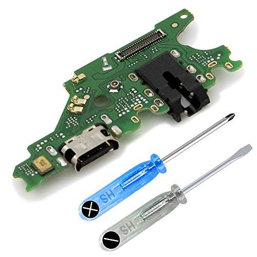 MMOBIEL Repuesto Conector Dock Carga Compatible Huawei