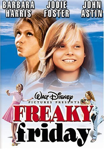Freaky Friday by Walt Disney Studios Home Entertainment by Gary Nelson