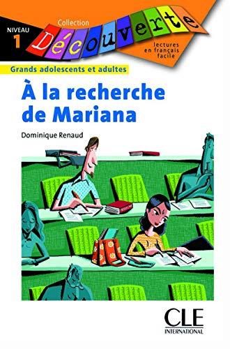 A La Recherche De Mariana Niveau 1 Lecture Decouverte