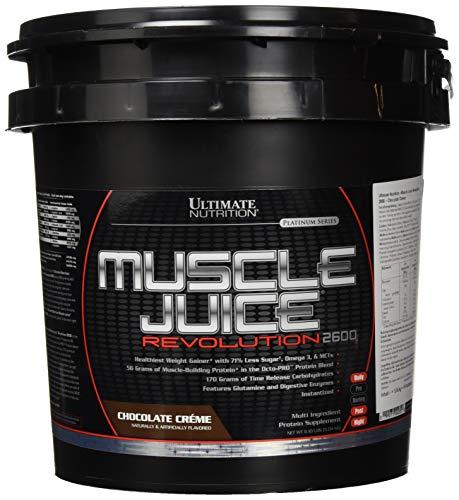 Ultimate Nutrition Muscle Juice Revolution 2600 Chocolate Creme, 1er Pack (1 x 5,04 kg) -