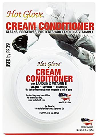 Unique Sports Hot Glove Baseball Softball Leather Mitt Conditioner Cream