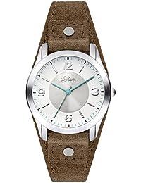 s.Oliver Time Damen-Armbanduhr SO-3381-LQ