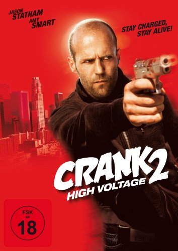 Universum Film GmbH Crank 2: High Voltage