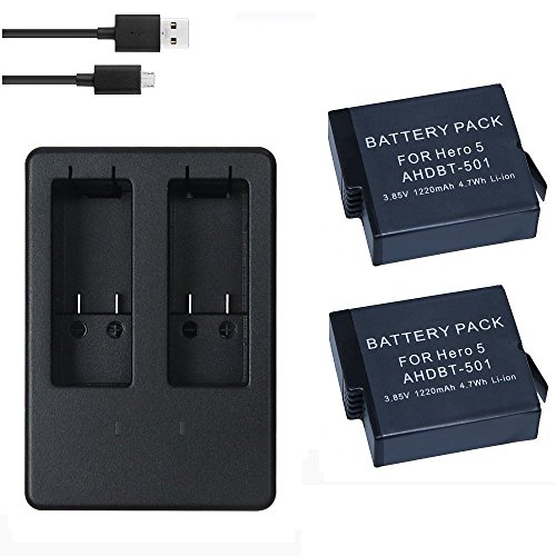 cam-ulata-rechargeable-power-battery-with-usb-type-c-cable-for-gopro-hero5-hero-5-black