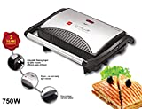 Cello Super Club 200 750-Watt Grill Maker (Black)