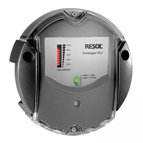 Preisvergleich Produktbild RESOL 18000710 Regelung DL2 Datalogger