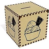 Preisvergleich für Azeeda Groß 'Eis' Sparbüchse / Spardose (MB00057764)