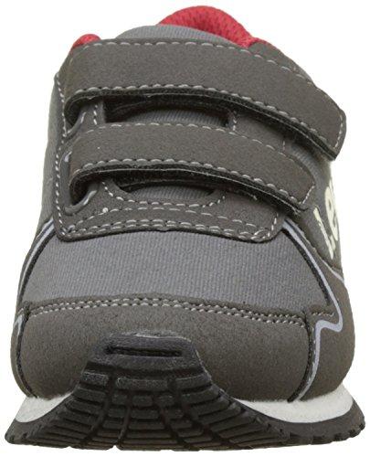 Levi's Jungen Stanford Velcro Flach Grau  (Ch Grey)