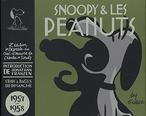 Snoopy - Intégrales - tome 4 - Snoopy et les Peanuts - Intégrale T4