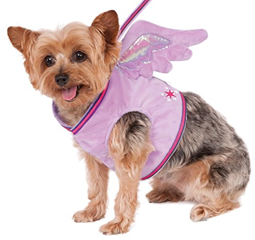 rubies-costume-580496-m-my-little-pony-twilight-sparkle-pet-wing-harness-medium