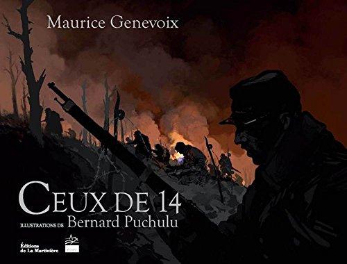 Ceux de 14 - Livre IV Les éparges par Maurice Genevoix