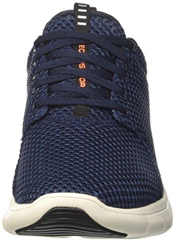 Skechers Herren Marauder Sneaker Blau (Navy)