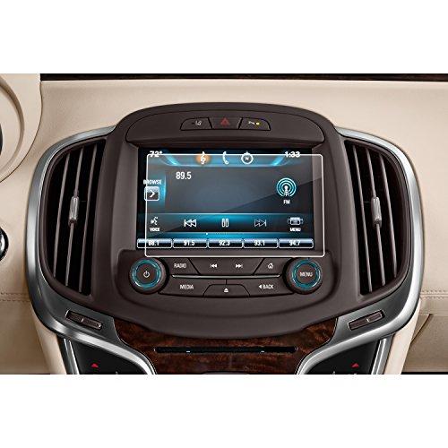 LFOTPP Opel Insignia I 8 pulgadas Navegación Protector de pantalla - 9H Cristal Vidrio Templado GPS Navi película protegida Glass