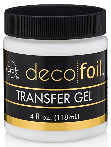 iCraft Deco Folie Transfer Gel, 4oz (Bild-transfer-gel)