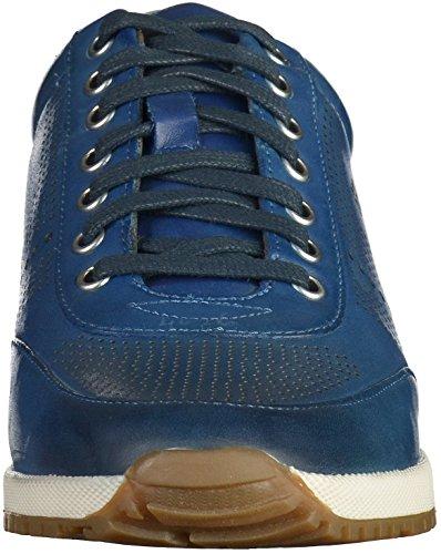 Gordon & Bros A150210 hommes Baskets Navy