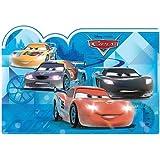 Trudeau 5201600 Set de Table Motif Cars Cool Mélamine