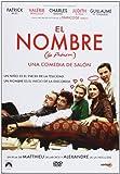 El Nombre (Import Dvd) (2013) Patrick Bruel; Valérie Benguigui; Charles Berlin