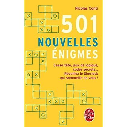501 nouvelles énigmes