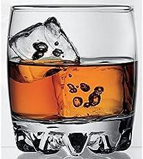 Pasabahce Sylvana Whisky, 315 ml,Set of 6