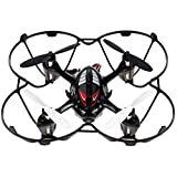 3D Quadcopter Drone, Megadream 360 Degree Rotation Flips Aircraft Quadcopter RTF 4CH Mode 2 Quad Copter UAV with 2MP 720P HD FPV Real Time Aerial Camera + 2GB Memory Card + LED Light for Night Flying Toy Gift