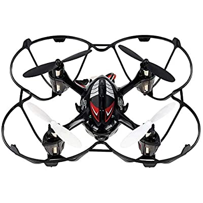 3D Flip RC Aircraft Drone,Megadream JJRC H6C 4 CH RTF 360 Degree Roll Aircraft Drone 6-Axis Gyro Helicopter with HD 720P 2.0MP Real Time Aerial Camera + 2GB Memory Card and LED Light for Night Flying