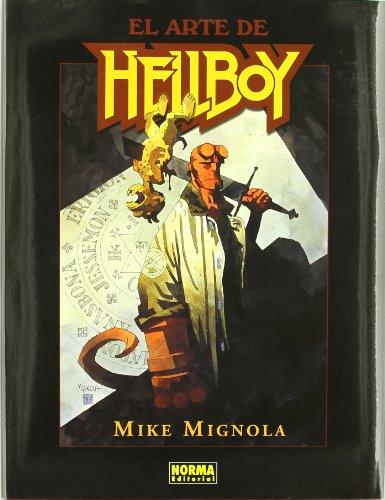 EL ARTE DE HELLBOY (MIKE MIGNOLA) por Mike Mignola
