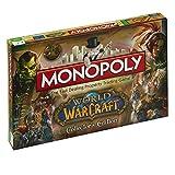Monopoly World of Warcraft - Juego de mesa (en inglés)