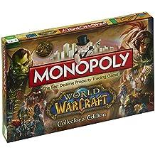 Winning Moves 019620 - Gioco da Tavolo Monopoly World of